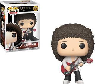 Funko Pop Rocks Queen Brian May 93 Original!!