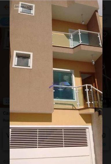 Sobrado Com 2 Dormitórios À Venda, 105 M² Por R$ 480.000 - Vila Matilde - São Paulo/sp - So0065