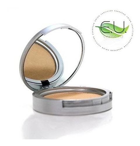 Lauren Brooke Cosmetiques Pressed Foundation Maquillaje Natu
