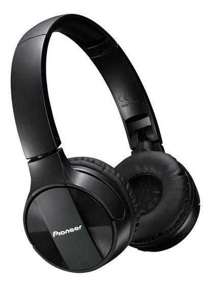 Fone De Ouvido Se-mj553bt Pioneer Bluetooth Microfone