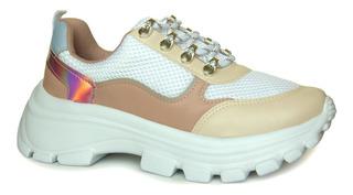 Tênis Feminino Vizzano Dad Sneaker 1356.103