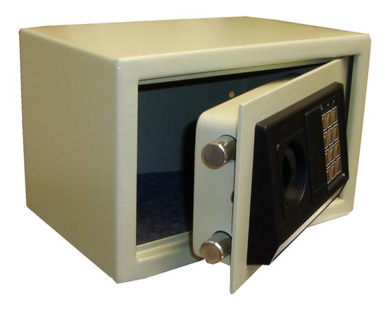 Caja Fuerte Digital Electrónica Mediana 20x30x20 Cm Abulonar