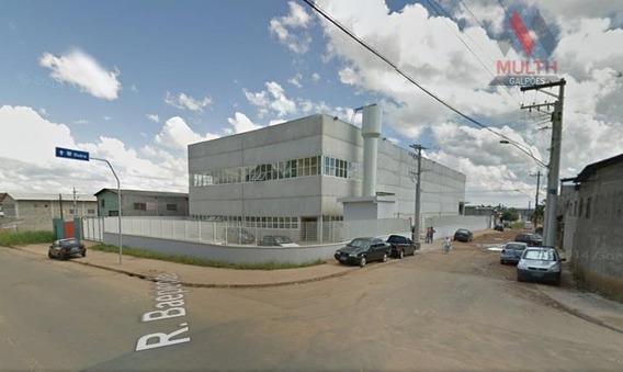 Galpão Industrial Para Locação, Vila Nova Bonsucesso, Guarulhos. - Ga0190