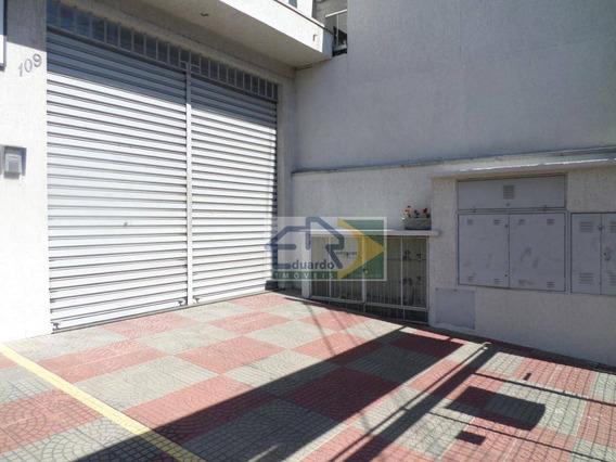 Salão Para Alugar, 90 M² Por R$ 2.600,00/mês - Jardim Santa Helena - Suzano/sp - Sl0081