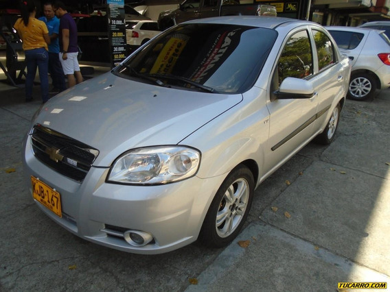 Chevrolet Aveo Aveo Emotion