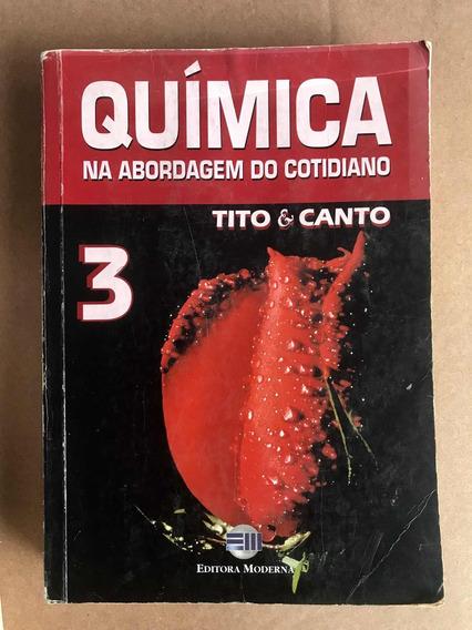 Química Tito & Canto Vols 2 E 3