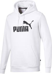 Blusão Puma (fem) Essentials Fleece C/ Capuz 851797