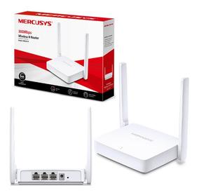 Roteador Mercusys 300mbps 2 Antenas, Mw301r / Envio Imediato