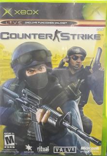 ..: Counter Strike Xbox Clásico Seminuevo :.. Bsg