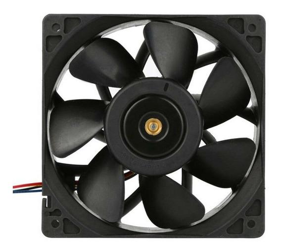 Fan Cooler Para S9/t9 Antminer Mineros Btc 6000rpm Nuevos