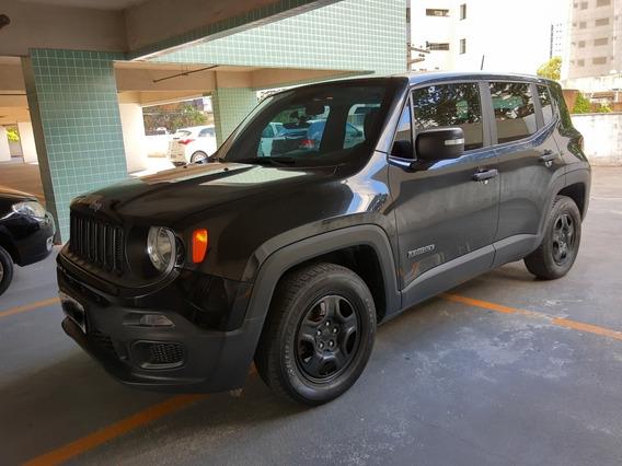 Jeep Renegade 1.8 Custom Flex 5p 2018
