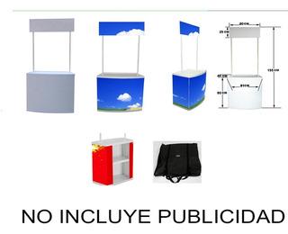 Stand Ferias Mesas Degustacion Impulsadoras