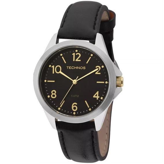 Relógio Technos Unissex 2035mel/0p, C/ Garantia E Nf