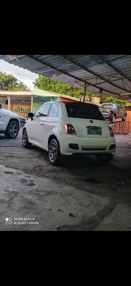 Fiat 500 1.4 16v Sport Air 3p 2012