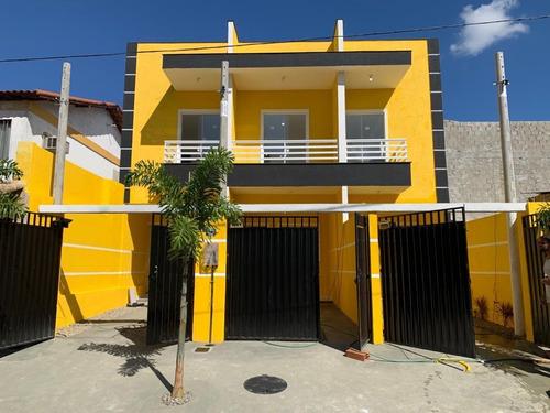 Casa Para Venda Em Rio De Janeiro, Campo Grande, 2 Dormitórios, 1 Suíte, 2 Banheiros, 1 Vaga - M220_2-1171496