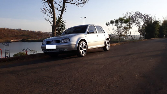 Vendo Vw/golf 2003/2003 Completo