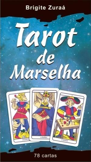 Cartas De Tarot De Marselha 78 Cartas/ Editora Alfabeto