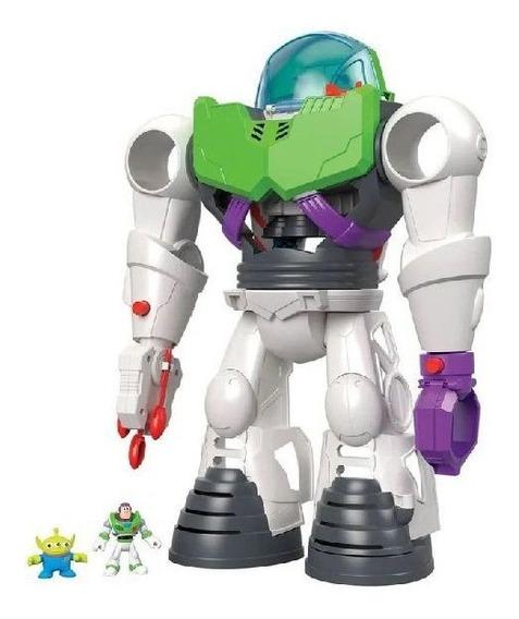 Boneco Imaginext Toy Story Buzz Lightyear Mattel Gbg65