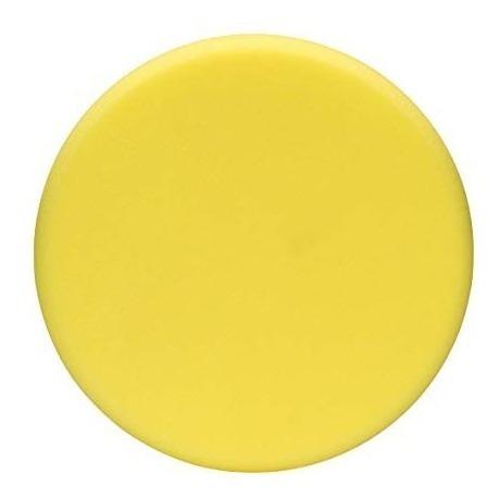 Paño De Pulir Espuma Medio Bosch Detailing Amarillo Gpo 14
