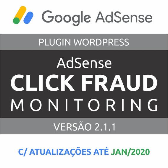 Adsense Click Fraud Monitor Pro (ver 2.1.1) + Atualizações