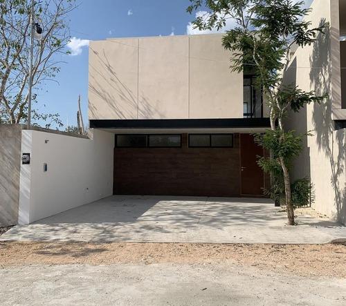 Town Homes En Venta En Merida, Dzitya Muy Modernos Y Únicos