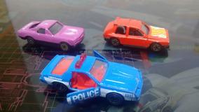 Lote Tomica Antigo 01 Tomy Policia Japão 02 China S/m