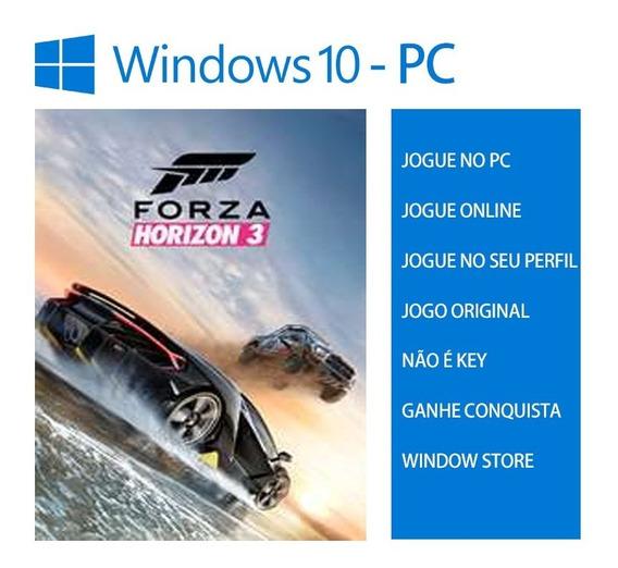 Forza Horizon 3 Pc - Jogue Online Windows 10 Forza 3