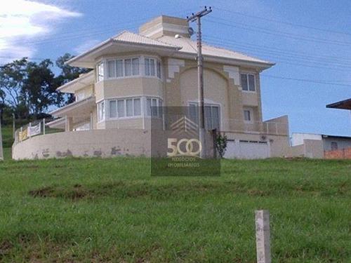 Casa Com 4 Dormitórios À Venda, 370 M² Por R$ 1.500.000,00 - Cidade Universitária Pedra Branca - Palhoça/sc - Ca0374