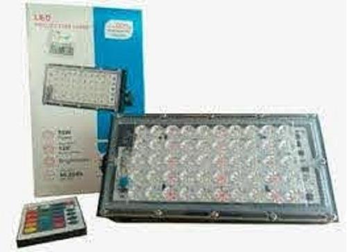 Reflector Flash Multicolor (rgb) 100w Incluye Control Remoto