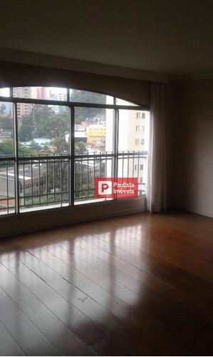 Apartamento À Venda, 216 M² Por R$ 1.498.999,00 - Real Parque - São Paulo/sp - Ap17846