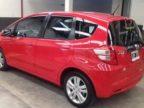 Honda Fit 1.4 Lx-l Anticipo Y Cuotas Oportunidad (ga)