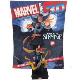 Figuras Marvel 3d Nº 18 Doctor Strange