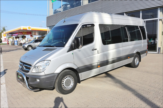 Sprinter 2016 415 Bigvan Executiva Elite 15l Prata (9324)