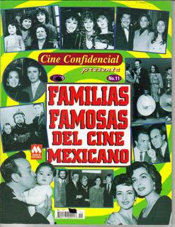 Pedro Infante En Revista Cine Confidencial No. 11 Año 2000