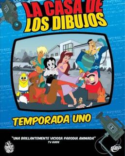 La Casa De Los Dibujos Temporada 1 Español Latino (digital)