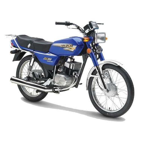 Suzuki Ax100 Special 2t  Paga En 12 Cuotas Sin Interés
