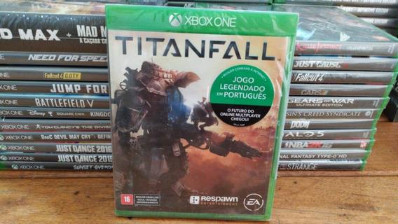 Titanfall - Xbox One - Mídia Física - Original - Português