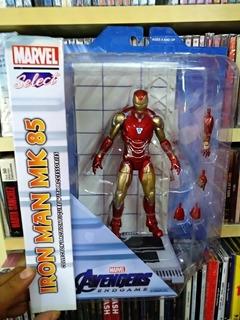 Iron Man Mk 85 Marvel Avengers Endgame Diamond Select Toys