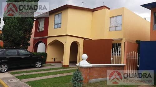 Casa En Renta Fraccionamiento Cipreses De Santiago En Santiago Momoxpan San Pedro Cholula Puebla