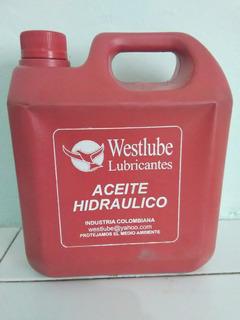 Aceite Hidrauico Rojo Sellado