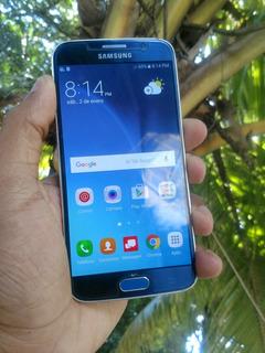 Samsung Galaxy S6 Flat Lte Liberado (100v)