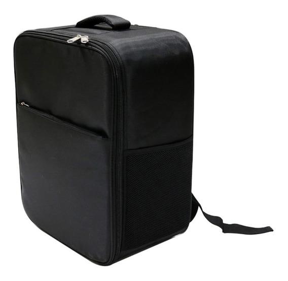 Mochila Drone Dji Phantom 3 Series Case Backpack Cor Preto