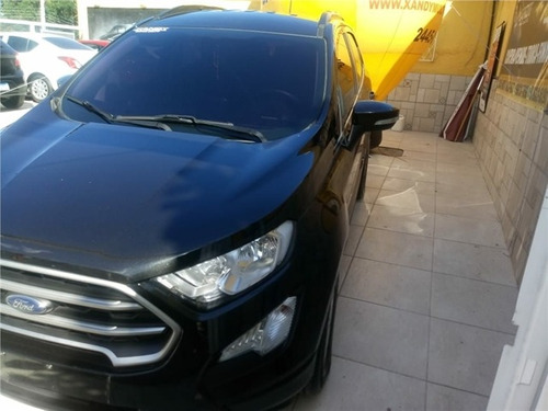 Ford Ecosport 1.5 Tivct Flex Se Direct Automático