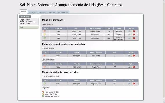 Sistema Script De Licitacoes Site Controle