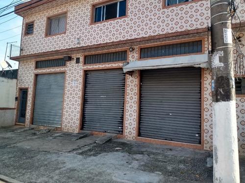 Imagem 1 de 3 de Salão À Venda, 62 M²  - Paulicéia - São Bernardo Do Campo/sp - Sl1535