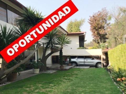 Casa En Renta Sin Muebles 4 Recamaras En Bosques De Las Lomas P. Ahuahuetes Norte Cdmx
