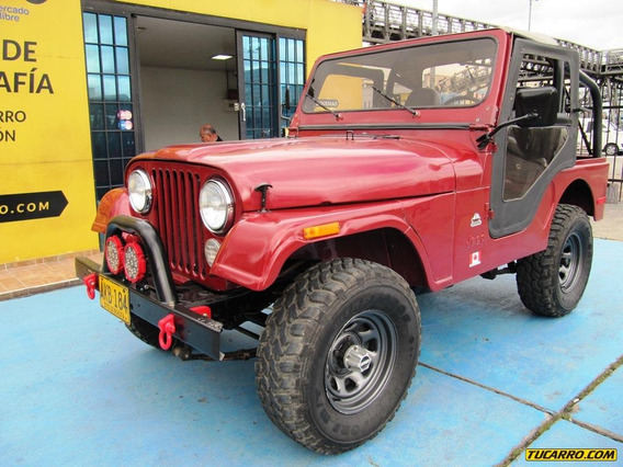 Jeep Cj Campero Cj5