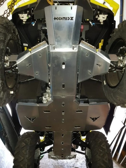 Skid Plate Completo Can Am Renegade 2019/2020