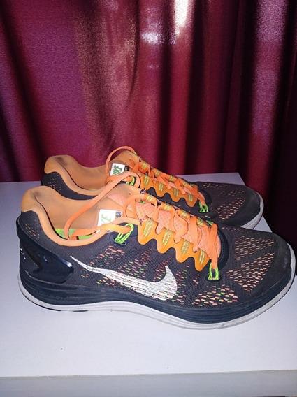 Zapatillas Nike Lunarglide En Perfecto Estado