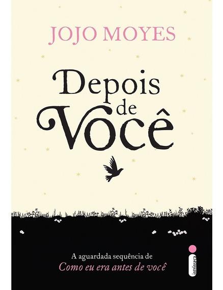 Livro Depois De Você - Jojo Moyes - Lacrado